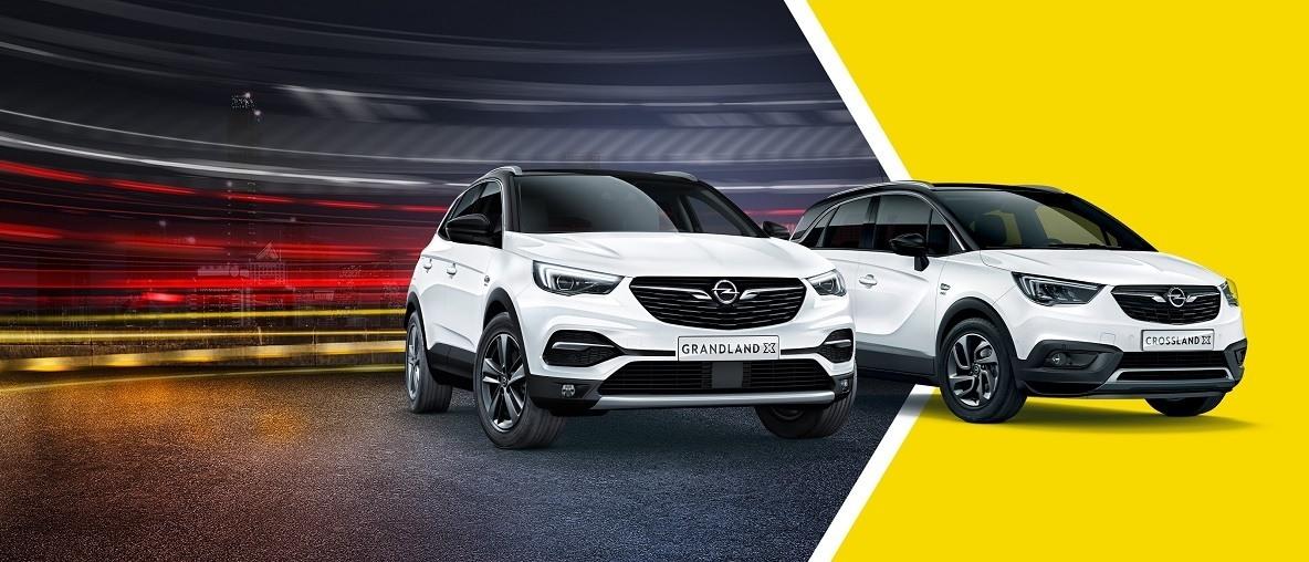 Opel akcija